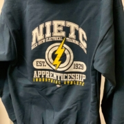 NIETC Industrial Athlete sweatshirt